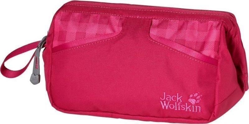 Jack Wolfskin Space Talent Washbag Punainen