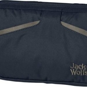 Jack Wolfskin Space Talent Washbag Tummansininen