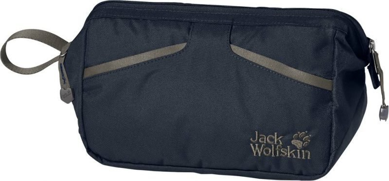 Jack Wolfskin Space Talent Washbag Tummansininen