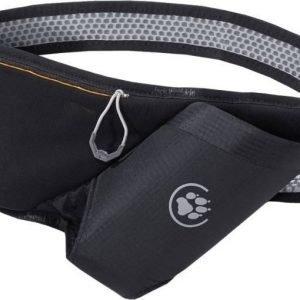 Jack Wolfskin Speed Liner 1 Belt Musta