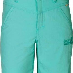 Jack Wolfskin Sun Shorts Sininen 128