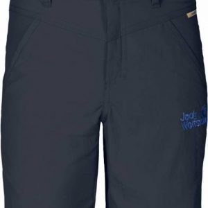 Jack Wolfskin Sun Shorts Tummansininen 104