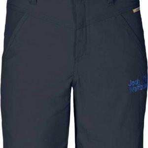 Jack Wolfskin Sun Shorts Tummansininen 128