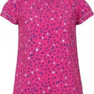 Jack Wolfskin Sunflower Shirt G Pink 140