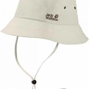 Jack Wolfskin Supplex Sun Hat Valkoinen M