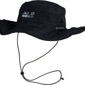 Jack Wolfskin Texapore Tech Hat Musta L