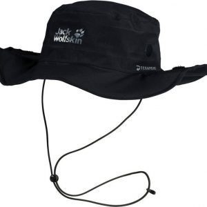 Jack Wolfskin Texapore Tech Hat Musta M