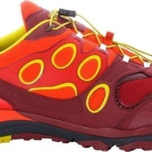 Jack Wolfskin Trail Excite Texapore Low M Coral UK 12