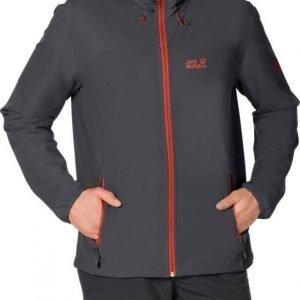 Jack Wolfskin Turbulence Jacket Dark grey S
