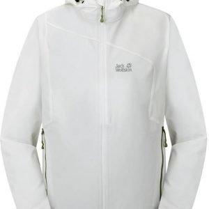 Jack Wolfskin Turbulence Jacket Valkoinen L