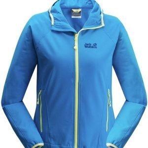 Jack Wolfskin Turbulence Jacket Women Sininen XL