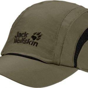 Jack Wolfskin Vent Pro Cap Oliivi M