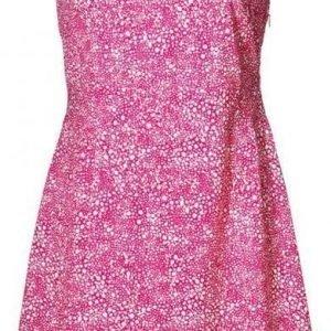 Jack Wolfskin Wahia Print Dress Pink XL