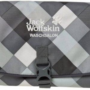 Jack Wolfskin Waschsalon Vaaleanharmaa