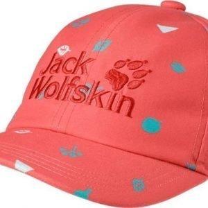 Jack Wolfskin Wilderness Cap Pink M