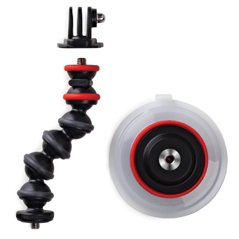 Joby Suction Cup & Gorillapod Arm ONE SIZE