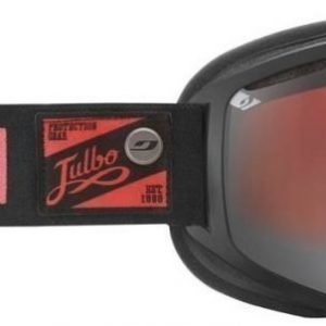 Julbo Atlas Noir/Rouge Vermillion Flash Argent