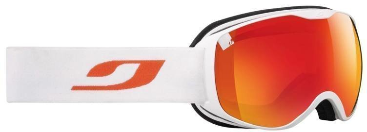 Julbo Pioneer Blanc Orange Multilayer Fire