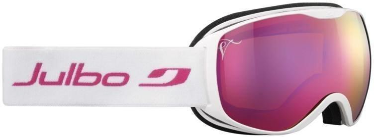 Julbo Pioneer Blanc/Rose Rose Flash Pink