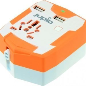 Jupio PowerVault 3000 Travel Adapter
