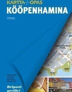 Kööpenhamina kartta + opas
