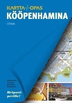Koopenhamina Kartta Opas Retkeilykauppa24 Fi