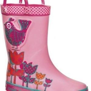 Kamik Birdy Pinkki 10