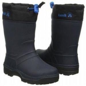 Kamik Snowkone5 lasten talvikumisaappaat navy/musta (25)