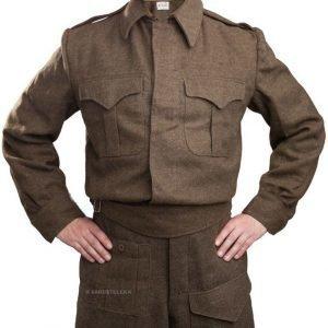 Kanadalainen Pattern 49 Battledress takki ylijäämä