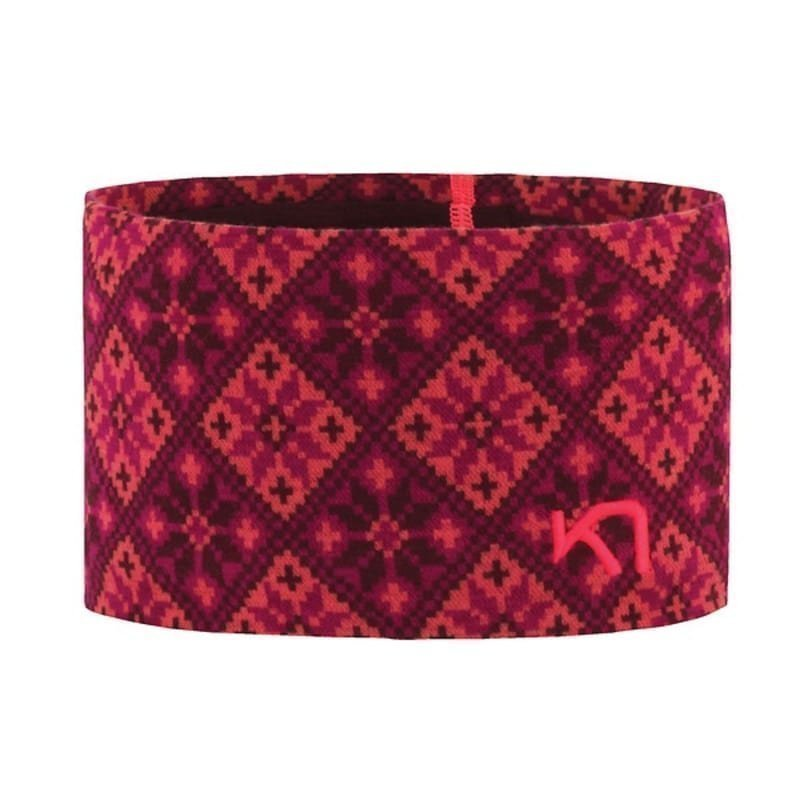Kari Traa Rose Headband 1SIZE Wine