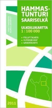 Karttakeskus Hammastunturi-Saariselkä
