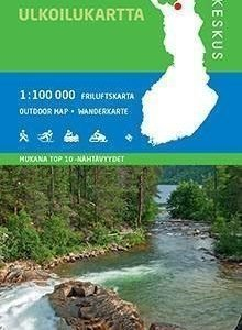 Karttakeskus Lemmenjoki