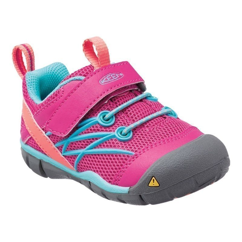 Keen Chandler Cnx Tots US 4 VERY BERRY/CAPRI
