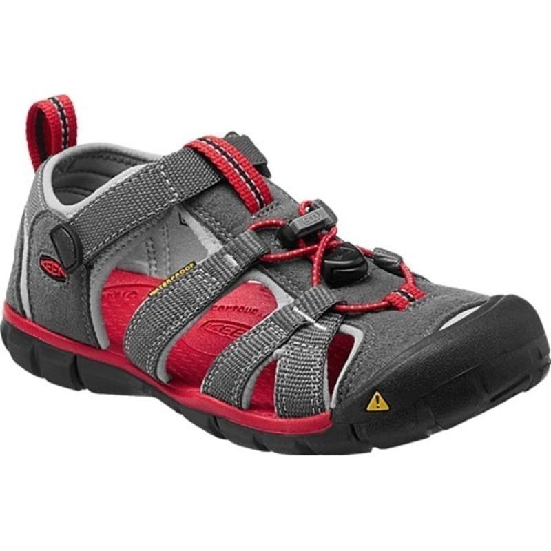 Keen Kid's Seacamp II CNX US 9/EU 25 Magnet/Racing Red