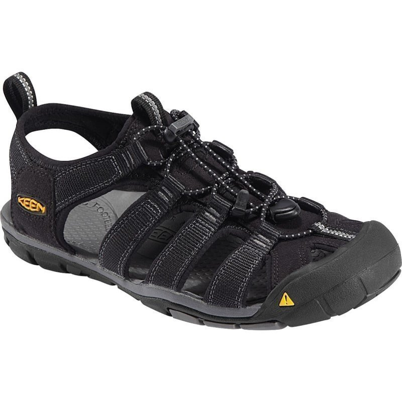 Keen Men's Clearwater CNX US10 / EU43 Black/Gargoyle