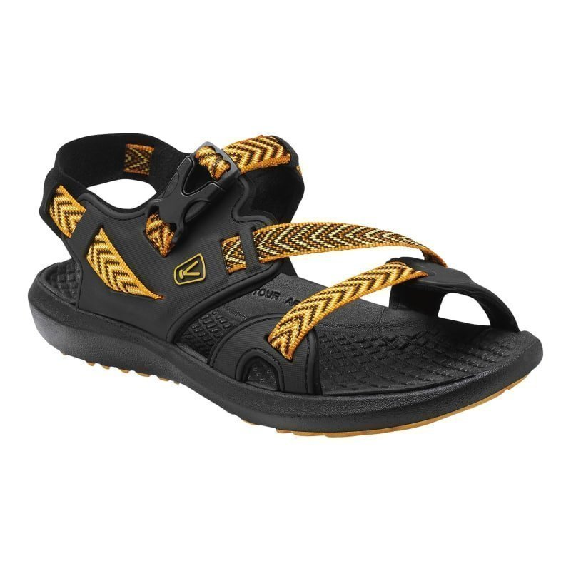 Keen Men's Maupin US 8 BLACK/GOLDEN YE