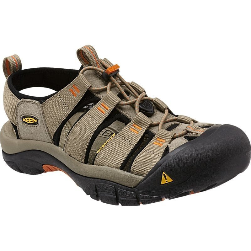 Keen Men's Newport H2 US9 / EU42 Brindle/Sunset