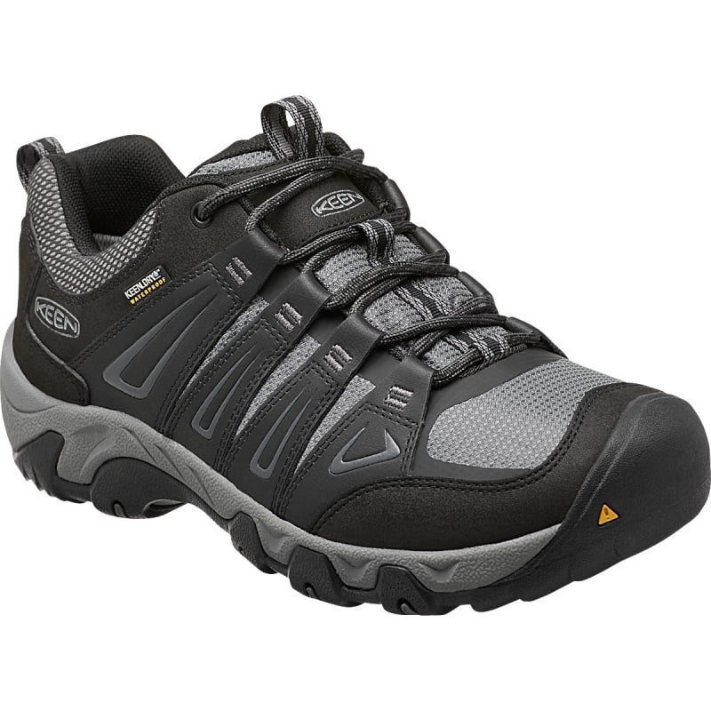 Keen Men's Oakridge WP US 13/EU 47 Magnet/Gargoyle