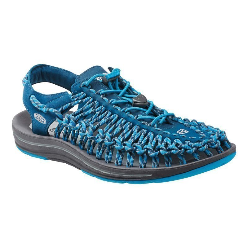 Keen Men's Uneek Slice Fade XS POSEIDON/BLUE D