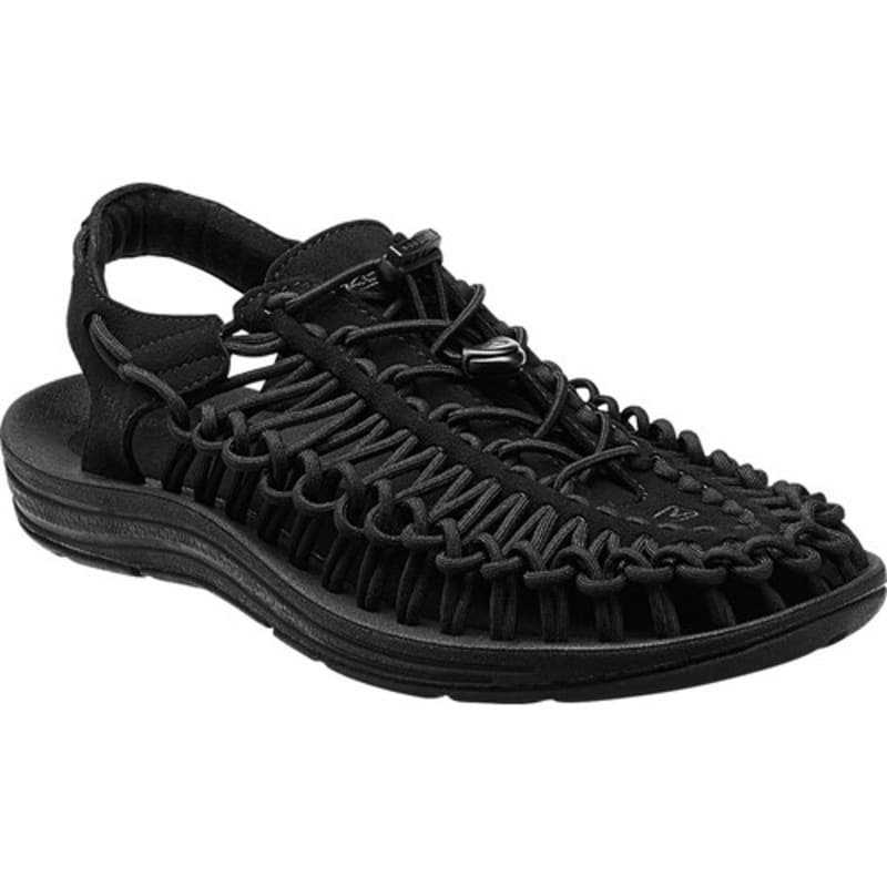 Keen Men's Uneek US 11 Black/Black