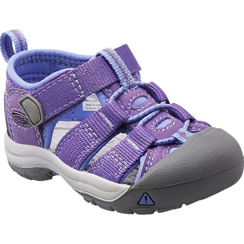 Keen Newport H2 Infant US 4 PURPLE HEART/PER
