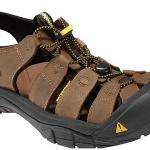 Keen Newport Leather Ruskea USM 10