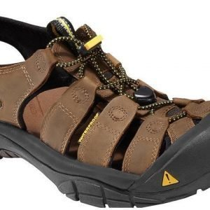 Keen Newport Leather Ruskea USM 12