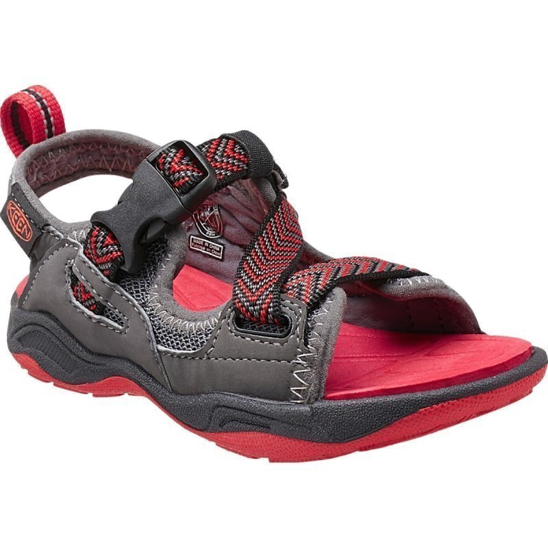 Keen Rock Iguana US 10 Magnet/Racing Red