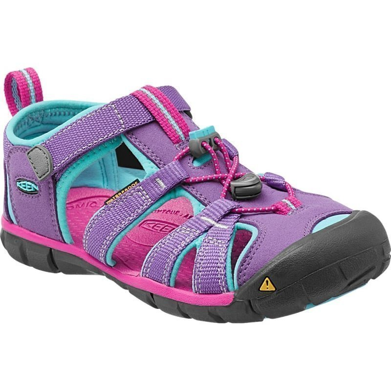 Keen Seacamp II CNX Youth US 5 P HEART/V BERRY