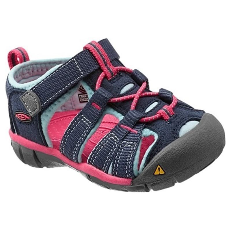 Keen Tots Seacamp II CNX US 4/EU 19 Midnight Navy/Corydalis Blue