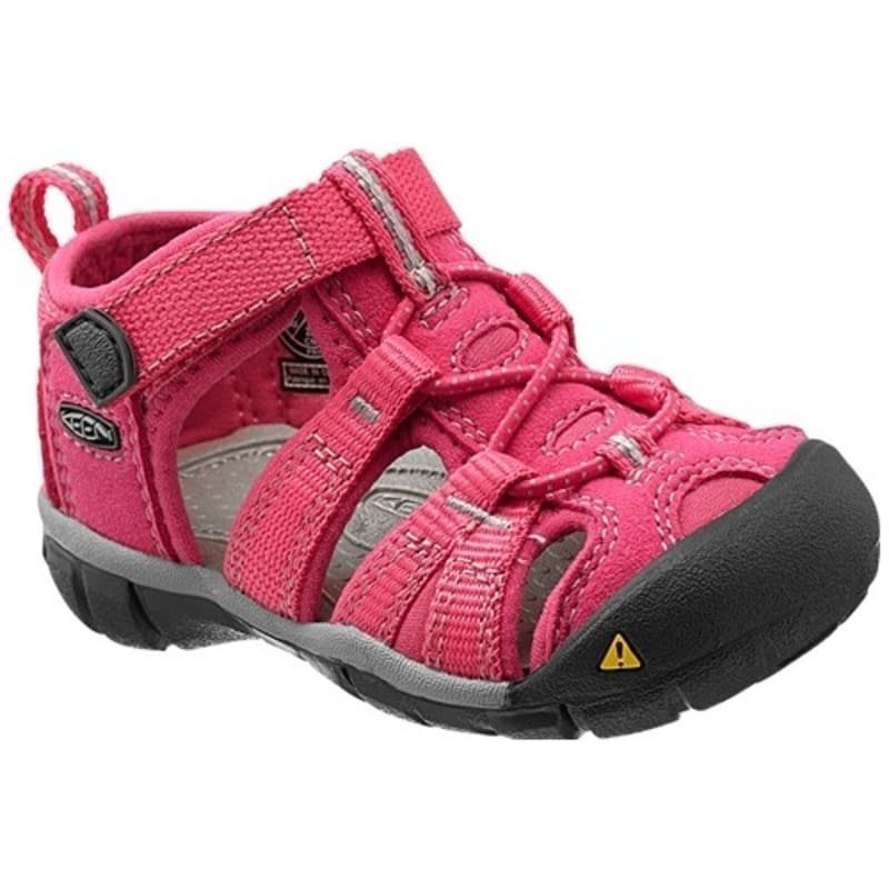 Keen Tots Seacamp II CNX US 6/EU 22 Honeysuckle/Neutral Gray