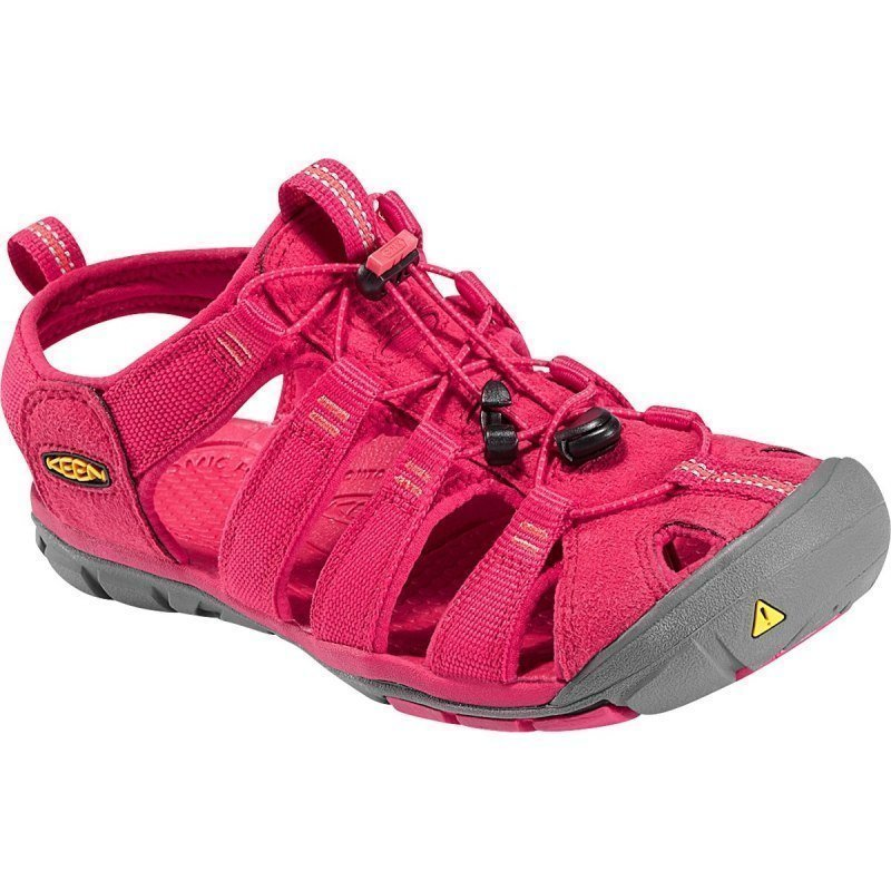 Keen Women's Clearwater CNX US6 / EU36 Barberry/Hot Coral