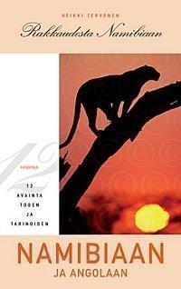 Kirjapaja - Rakkaudesta Namibiaan ja Angolaan
