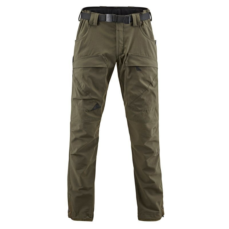 Klättermusen Gere 2.0 Pants Regular Men's M Dark Green